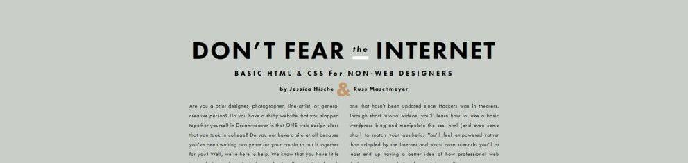 Webdesigner worden - waar begin ik?