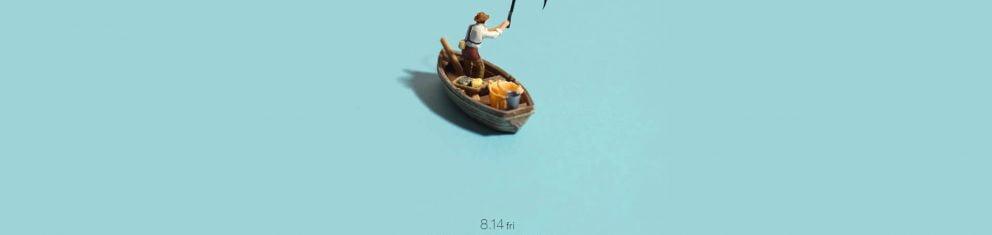 Miniatuur kalender door Tatsuya Tanaka