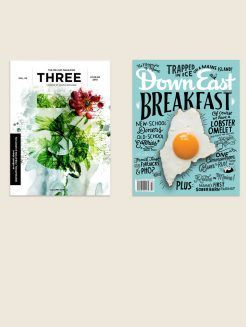 Magazine Design Layout Inspiration