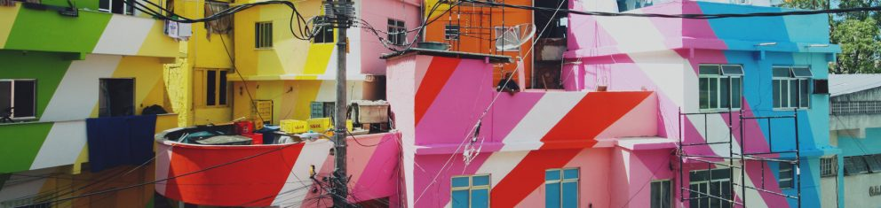 Favela Painting: Can Art and Design Make a Difference?