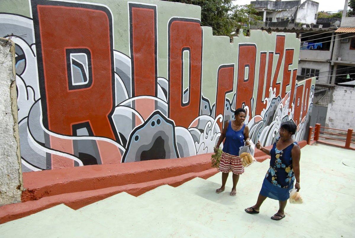 Rio Cruzeiro - Pavela Painting